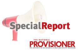 Special Report, megaphone
