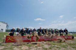Ruiz Foods, dirt toss, plant acquisition