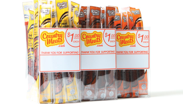 Country Meats snack sticks