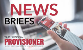 The National Provisioner News Briefs
