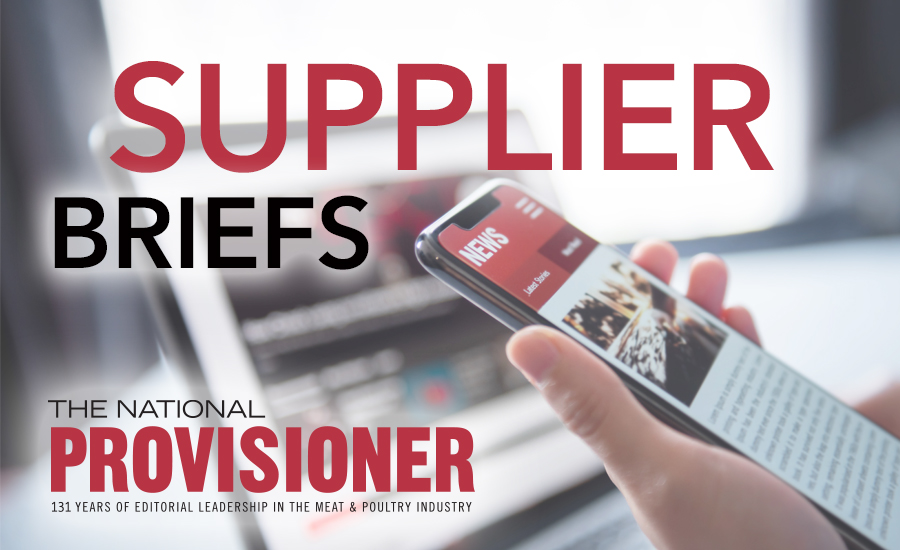 The National Provisioner Supplier News