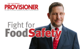 Shawn Stevens Fight for Food Safety
