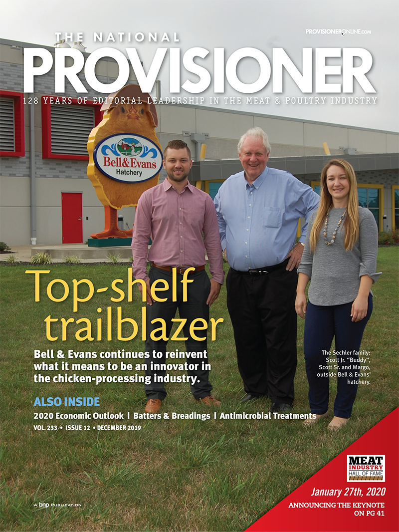 The National Provisioner IPPE Issue