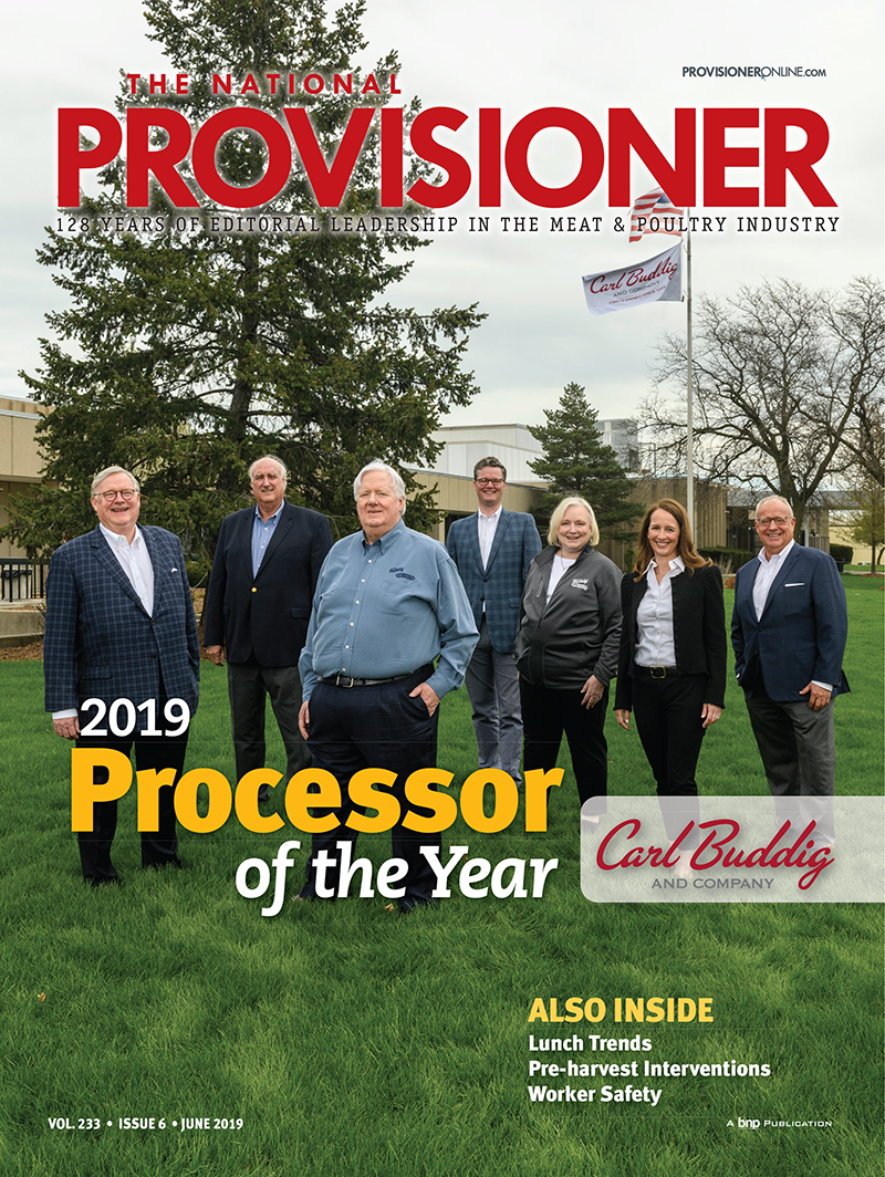 Processor of the Year Cover