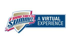 Food Safety Summit virtual logo
