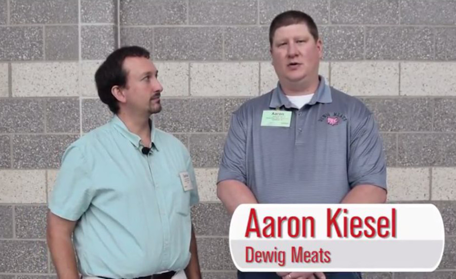 [Video] Dewig Meats Wins Cured Meats Excellence Award