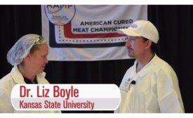 Dr. Liz Boyle, Kansas State University