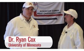 Dr. Ryan Cox, University of Minnesota