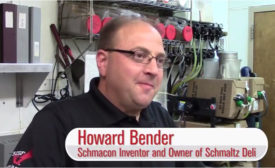 Howard Bender is the CEO of Schmacon