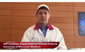 Jeff Sindelar is with the Department of Animal Science at the University of Wisconsin-Madison and is host of IFFA