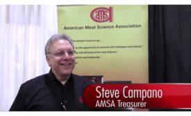 Steve Campano is AMSA Treasurer