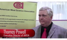 Executive Director of AMSA Thomas Powell