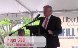 Roger Claar, Mayor of Bolingbrook, Illinois