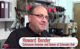Howard Bender is the CEO of Schmacon