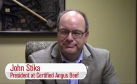 John Stika, President, Certified Angus Beef