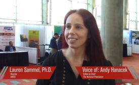 Lauren Sammel, Ph.D., Director of AMSA