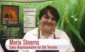 Maria Stearns, Sales Representative for Del Terruño