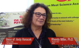 Rhonda Miller, Ph.D., President Elect for AMSA
