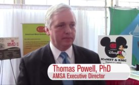 Thomas Powell, Executive Director of AMSA