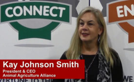Kay Johnson Smith, President and CEO of the Animal Agriculture Alliance