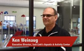 Ken Weinaug, Executive Director for Jack Link's Aquatic & Activity Center