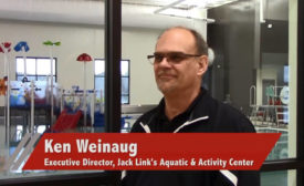 Ken Weinaug, Executive Director for Jack Link's Aquatic & Activity Center
