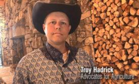 Troy Hadrick