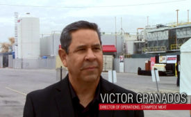 Victor Granados, Director of Operations, Stampede Meat