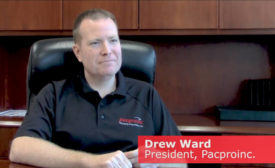 Drew Ward of Pacproinc