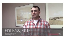 Dr. Phil Bass of Certified Angus Beef discusses AMSA