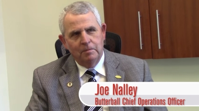 Butterball COO Joe Nalley