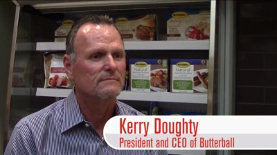 Butterball CEO Kerry Doughty