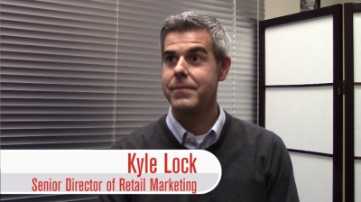 Butterball senior director of retail marketing Kyle Lock