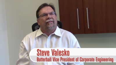 Butterball Vice President of Corporate Engineering Steve Valesko