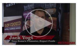 Jack Vogt, Tony Roma's, Rupari Foods