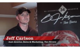 Jeff Carlson from Two Rivers discusses Bo Jackson's 34 Reserve line